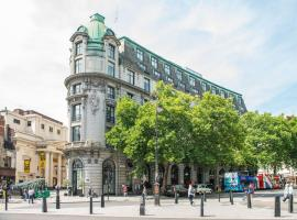 One Aldwych, hotel near Somerset House, London