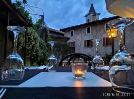 Il torchio antico, hotel in Arzo