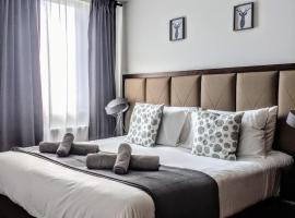 Hilux Birmingham, hotel near Villa Park, Birmingham