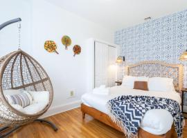 Rittenhouse Bohemian Suite - Sosuite, vacation rental in Philadelphia