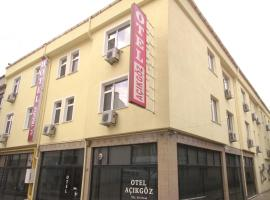 Acikgoz Hotel, хотел в Одрин