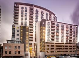 Icon Luxury Apartments, hotel near V&A Waterfront, Cape Town