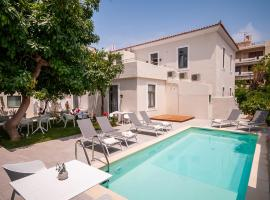 Epavli Boutique Hotel, hotel in Chania