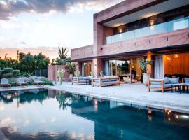 PALAIS SOHAN, villa in Marrakesh