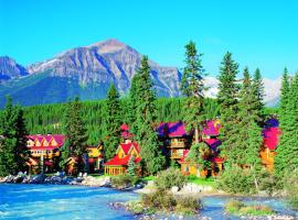 Post Hotel and Spa, hotel in Lake Louise