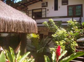Pousada Canto Verde, family hotel in Abraão