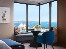 Four Seasons Hotel Sydney, отель в Сиднее