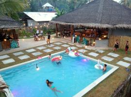 Mad Monkey Hostel Siargao, hotel near Cloud 9 Surfing Area, General Luna