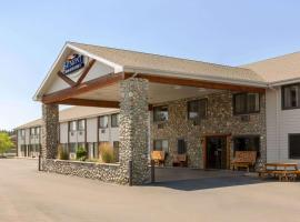 Baymont by Wyndham Whitefish, hotel in Whitefish
