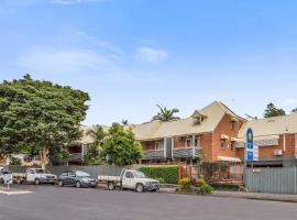 Comfort Inn Spring Hill Terraces, hotel near Brisbane Entertainment Centre, Brisbane