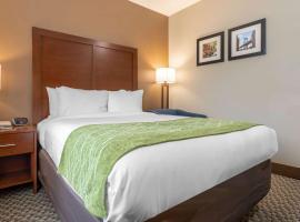 Comfort Inn & Suites near JFK Air Train, hotel near Jamaica Center - Parsons / Archer, Queens
