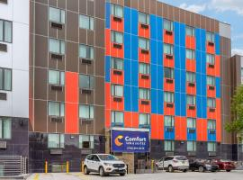 Comfort Inn & Suites near JFK Air Train, hotel near John F. Kennedy International Airport - JFK, Queens