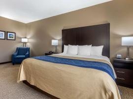 Comfort Inn & Suites North Little Rock McCain Mall, hôtel à North Little Rock