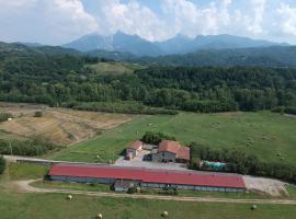 Agriturismo La Praduscella, hotel a Fivizzano