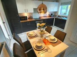 Meadow View, luxury home in heart of England, hotel in Shirebrook