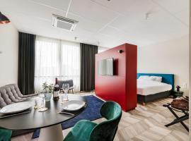 ROXI The Urban Residence Brussels, hôtel à Bruxelles près de: Aéroport de Bruxelles-National - BRU