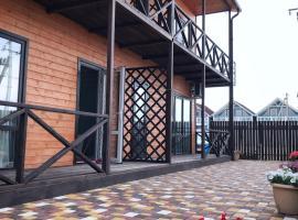 Ницца, гостевой дом в Голубицкой