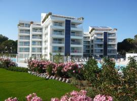 Marina Verde Resort, hotel v Caorle