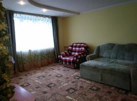 Квартирка на Лунной, apartment in Berdsk
