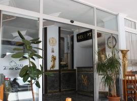 Almir Hotel، فندق في كيزكلس