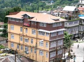 J.P.LODGE, hotel in Kalimpong
