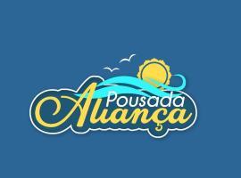 Pousada Aliança, guest house in Porto De Galinhas