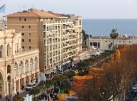 Hotel Chambord, pet-friendly hotel in Menton