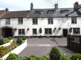 The George at Nunney, hotel near Longleat House, Frome