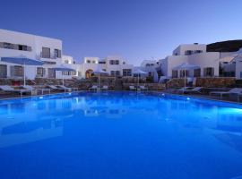 Mar Inn Hotel, hotel in Chora Folegandros