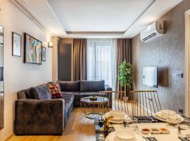 Norah Suites Hotel İstanbul, жилье для отдыха в Стамбуле