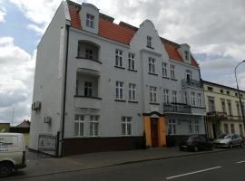 Eldom-NOCLEGI, Kolejowa 15 Wągrowiec, apartment in Wągrowiec