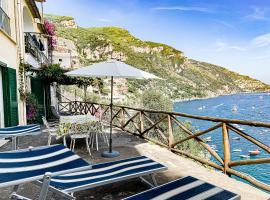 Casa Livia, holiday home in Positano