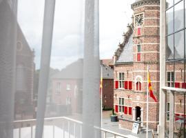 Hotel De Kroon Gennep, hotel in Gennep