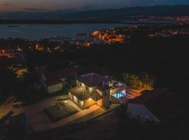 Holiday home - Healthy house OTOK KRK, pet-friendly hotel in Klimno