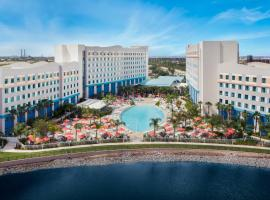 Universal's Endless Summer Resort - Surfside Inn and Suites, resort in Orlando