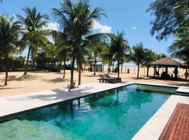 Pousada Recanto da Praia, homestay in São Miguel do Gostoso