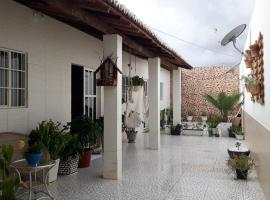 CASA DE TEMPORADA MEL, holiday home in Piranhas