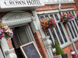 Crown Hotel, hotel near Botleys Mansion, Chertsey