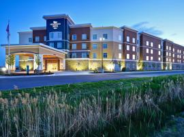 Homewood Suites By Hilton Salt Lake City Airport, hotel in Salt Lake City