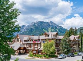 Banff Caribou Lodge and Spa, hotel in Banff