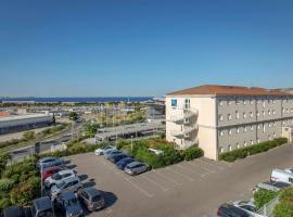 ibis budget Marseille L'Estaque, hotel near Plan de Campagne, Marseille