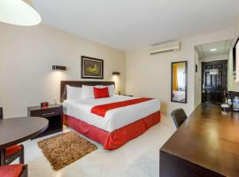Quality Inn Tuxtla Gutierrez, hotel in Tuxtla Gutiérrez