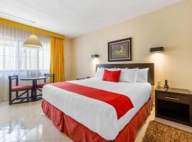 Quality Inn Tuxtla Gutierrez, отель в городе Тустла-Гутьеррес