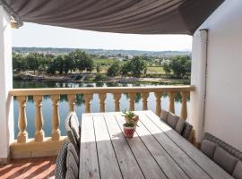 River Ebro Apartments, accommodation in Móra d'Ebre