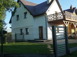 Dom na Kaszubach, family hotel in Kościerzyna