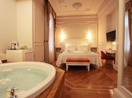 Corinne Art & Boutique Hotel, отель в Стамбуле