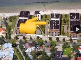 AURA Seaside, hotel in Dziwnów