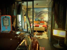 Drivers Room