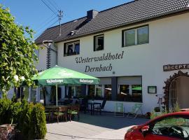 Westerwaldhotel Dernbach, hotel near Jesuitenplatz, Dernbach