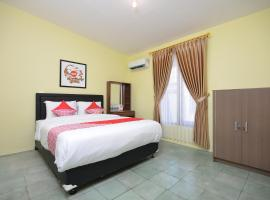 OYO 1046 Omah Pathok Near RS Ludira Husada Tama, hotel di Yogyakarta